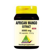 SNP African mango extract 5000 mg puur gezondheidswebwinkel