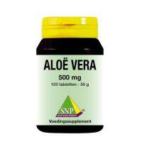 SNP Aloe vera 500 mg gezondheidswebwinkel