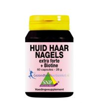 SNP Huid haar nagels en biotine 60 capsules gezondheidswebwinkel.nl