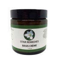 Star Remedies Basis creme 100% natuurlijk 120 gram gezondheidswebwinkel