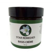 Star Remedies Basis creme 100% natuurlijk 60 gram gezondheidswebwinkel