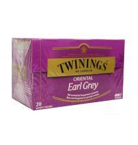 Twinings Earl grey oriental 20 theezakjes gezondheidswebwinkel