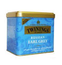 Twinings Earl grey Russian 150 gram gezondheidswebwinkel