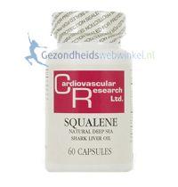 Cardiovascular Reseach Squalene 60 capsules