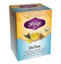 Yogi Tea Detox Lemon