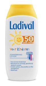 Ladival Kind Zonnebrandmelk Spf 50 Gezondheidswebwinkel
