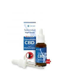 Neo Cure Somnidiol liposomale CBD Melatonine 30 ml