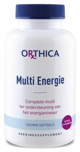 Orthica Multi Energie 120 softgels gezondheidswebwinkel