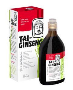 Tai Ginseng Elixer 500 ml gezondheidswebwinkel