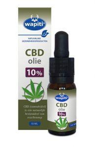 Aanbieding Wapiti CBD Olie 10% 10 ml