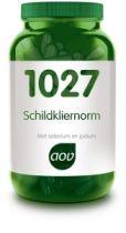 1027 Schildkliernorm AOV gezondheidswebwinkel