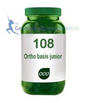 108 Ortho basis junior AOV gezondheidswebwinkel