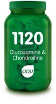 AOV 1120 Glucosamine en Chondroïtine 60 capsules