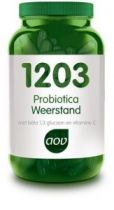 1203 Probiotica Weerstand AOV Gezondheidswebwinkel