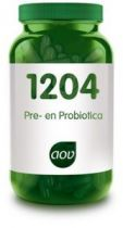 1204 Pre- en Probiotica AOV Gezondheidswebwinkel