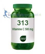 313 Vitamine C 500 mg aov gezondheidswebwinkel