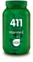 411 Vitamine E 200IE natuurlijk AOV gezondheidswebwinkel