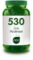 AOV 530 Zink Picolinaat 60 capsules