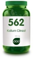 562 Kalium Citraat AOV gezondheidswebwinkel
