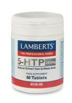 Lamberts 5 Htp 100 mg. 60 tabletten