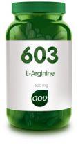 AOV 603 L-Arginine 90 capsules