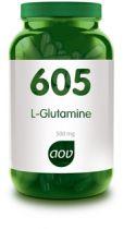 AOV 605 L-Glutamine 90 capsules