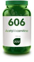 AOV 606 Acetyl L-Carnitine 500 mg 90 capsules