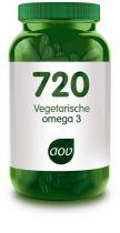 AOV 720 Vegetarische Omega 3 60 capsules