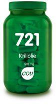AOV 721 Krillolie 60 capsules
