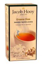 Jacob Hooy Groene Theezakjes 50 stuks