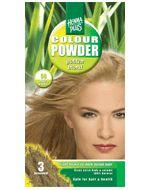 Hennaplus Colour Powder Golden Blond 50 100 gram