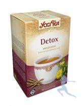 Yogi Tea Detox 17 builtjes