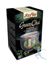 Yogi Tea Green Chai 17 builtjes