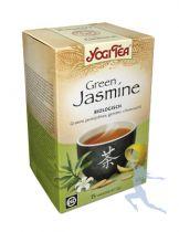 Yogi Tea Green Jasmine 17 builtjes