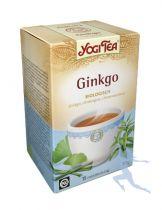 Yogi Tea Ginkgo 17 builtjes