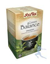 Yogi Tea Green Balance 17 builtjes