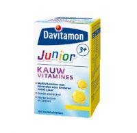 Davitamon Junior 3+ Multifruit 120 kauwtabletten