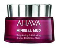 Ahava Brightening & hydrating mineral mud mask 50 ml