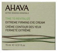 Ahava Extreme firming eye cream 15 ml gezondheidswebwinkel