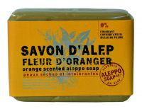 Aleppo Soap sinaasappelzeep 100 gram