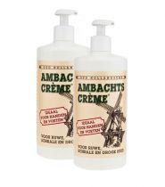 Ambachtscrème pomp 2x450 ml 10% Korting Gezondheidswebwinkel