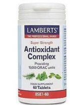 Lamberts Antioxidant Complex, Super Sterk 60 tabletten