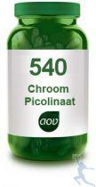AOV 540 Chroom Picolinaat gezondheidswebwinkel
