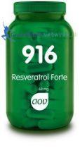 AOV 916 Resveratrol Forte 60 mg gezondheidswebwinkel