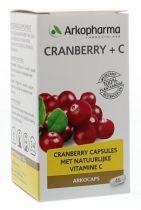 Arkocaps Cranberry + C 45 capsules gezondheidswebwinkel