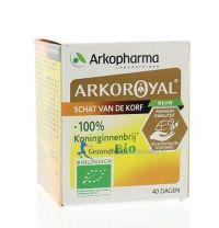 Arkopharma Royal jelly 100% 40 gram gezondheidswebwinkel.nl
