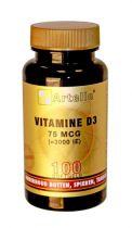 Artelle Vitamine D3 75 mcg gezondheidswebwinkel