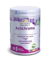 Be Life Actichrome 60 softgels gezondheidswebwinkel.nl