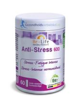 Be Life Anti-stress 600 60 softgels gezondheidswebwinkel.nl