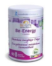 Be Life Be-energy & guarana bio 60 softgels gezondheidswebwinkel.nl